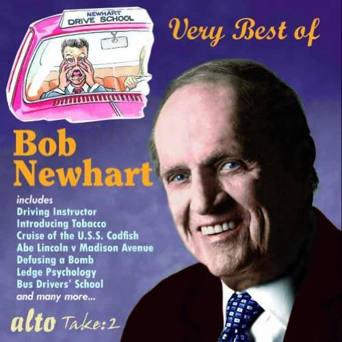Bob Newhart - Very Best Of Bob Newhart By Bob Newhart