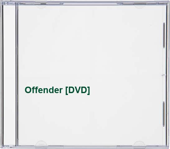 Offender-DVD-CD-DKVG-FREE-Shipping