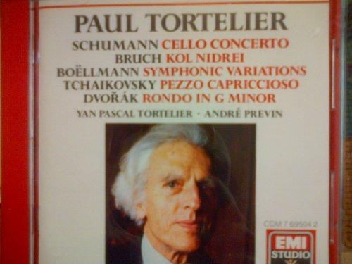 Paul Tortelier - Schumann Cello Concerto, Etc