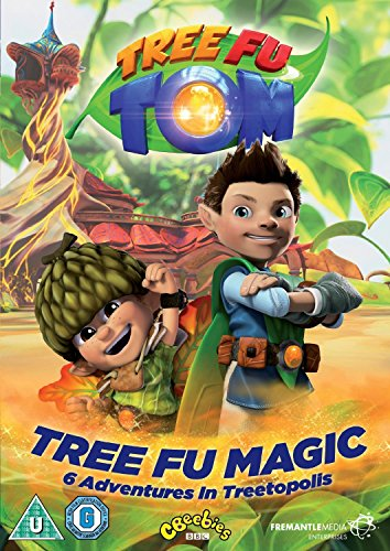 Tree Fu Tom - Tree Fu Magic