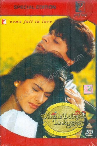Dilwale Dulhania Le Jayenge (2-DVD Set / Special Edition / English Subtitles / Second Disc Includes