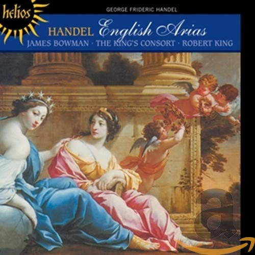 Handel, G.F. - Handel: English Arias By Handel, G.F.
