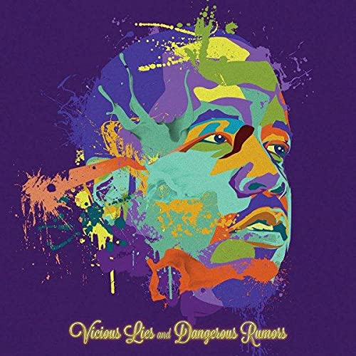 Big Boi - Vicious Lies & Dangerous Rumors By Big Boi
