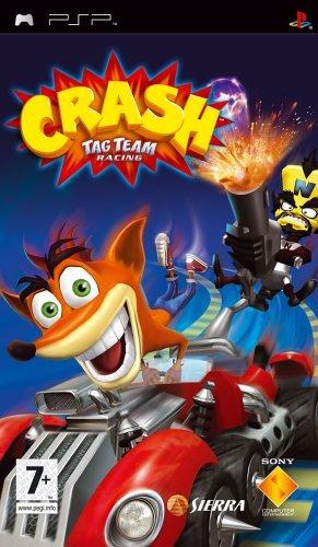 Crash of the Titans Essentials /PSP