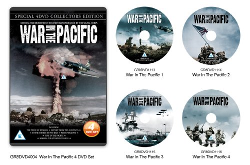 War In The Pacific - 4 DVD Collector's Edition