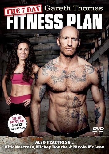 Gareth Thomas - The 7 Day Fitness Plan
