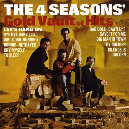 The Four Seasons - Gold Vault of Hits By The Four Seasons