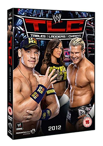 WWE: TLC Tables, Ladders, Chairs 2012