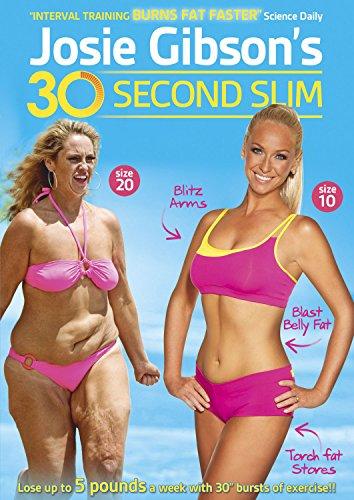 Josie Gibson's 30 Second Slim