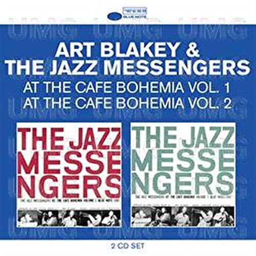 Classic Albums: At the Cafe Bohemia/At the Cafe Bohemia Volume 2
