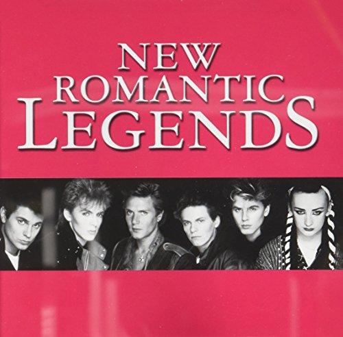 Various - Legends: New Romantic