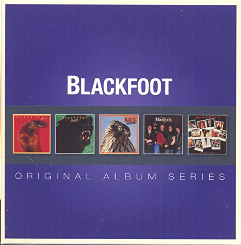 Blackfoot - Original Album Series By Blackfoot
