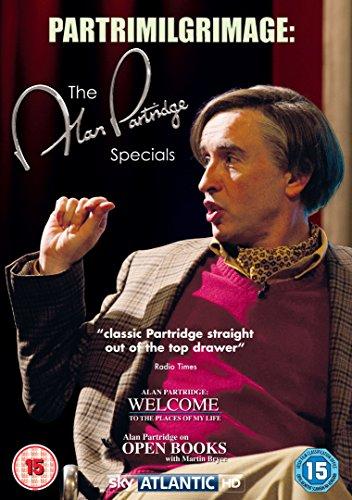 Alan Partridge - Partrimilgrimage: The Specials