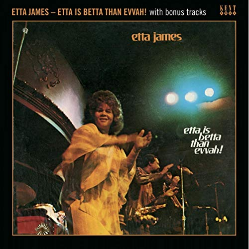 Etta James - Is Betta Than Evvah! + Bonus Tracks By Etta James