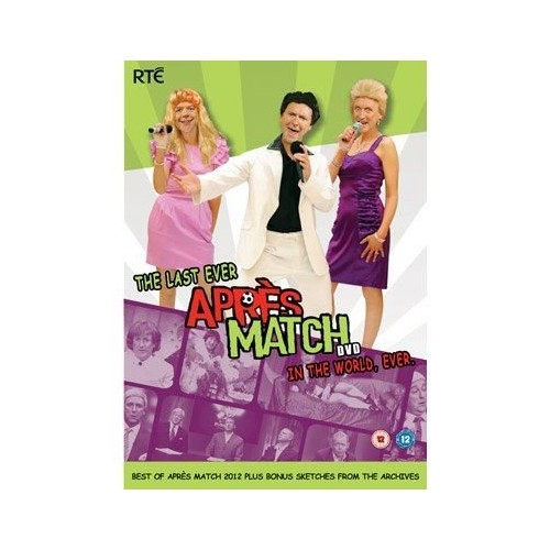 The Last Ever Apres Match DVD in The World Ever 2012 DVD