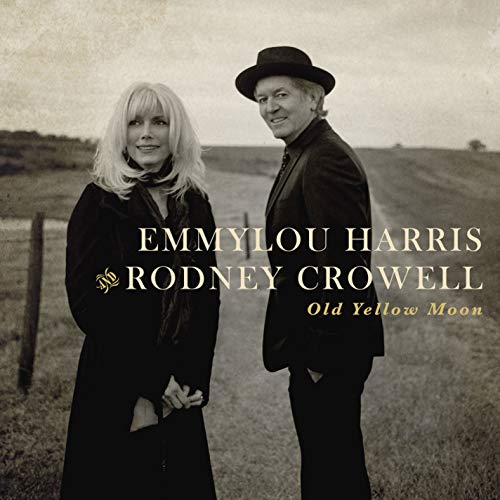 Emmylou Harris & Rodney Crowell - Old Yellow Moon By Emmylou Harris & Rodney Crowell