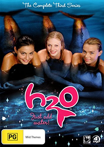 H2O Just Add Water: The Complete Third Series (4 Disc Set) (PAL) (REGION 4) IMPORT
