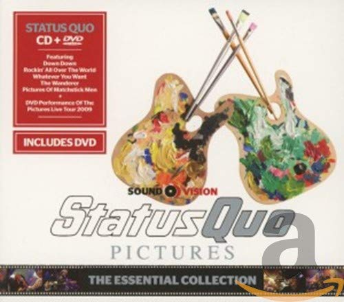 Status Quo - Pictures: The Essential Collection By Status Quo