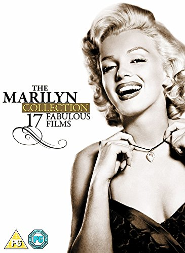 Marilyn Monroe: The Marilyn Collection - 17 Fabulous Films