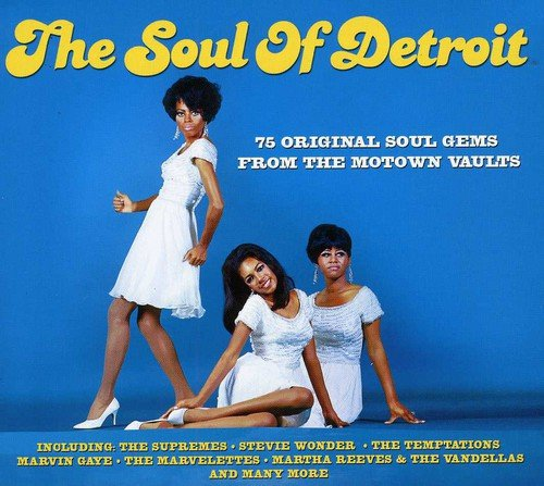 Various Artists - The Soul Of Detroit By Various Artists