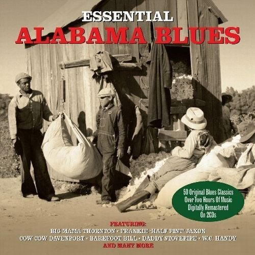 Various Artists - Essential Alabama Blues