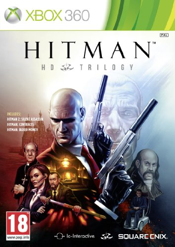 Hitman: HD Trilogy (Xbox 360)