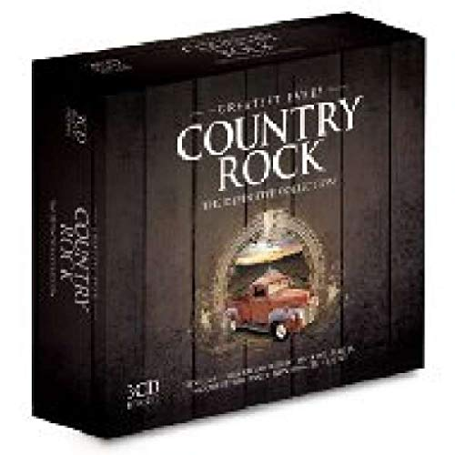 Various Artists - Greatest Ever Country Rock