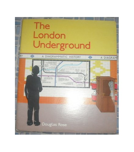 London Underground By Douglas Rose