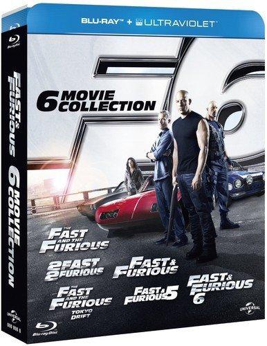 Fast & Furious 1-6