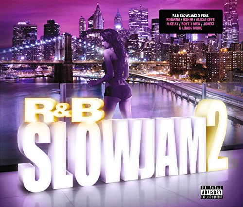 Various Artists - R&B Slowjamz 2 By Various Artists