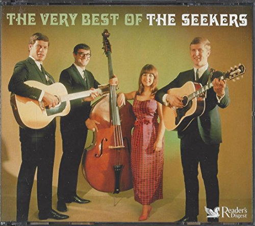 The Seekers The Very Best Of 3 C/D Set