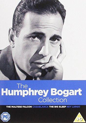 The Humphrey Bogart Collection - The Maltese Falcon / Casablanca / The Big Sleep / Key Largo
