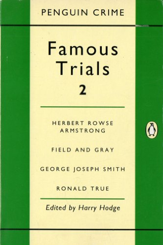 Famous Trials By James H. Hodge