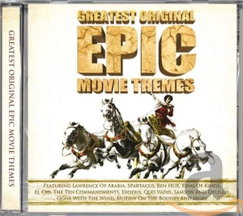 Various Artists - Greatest Original Epic Movie Themes By Various Artists