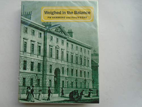 Weighed in the Balance By Laboratory of the Government Chemist