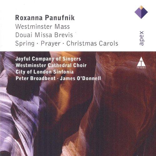 Peter Broadbent, Westminster Cathedral Choir & City of London Sinfonia - Panufnik : Westminster Mass