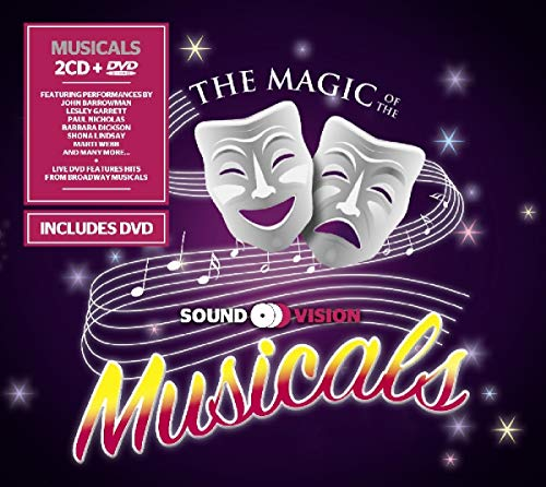 Various Artists - The Magic Of The Musicals By Various Artists