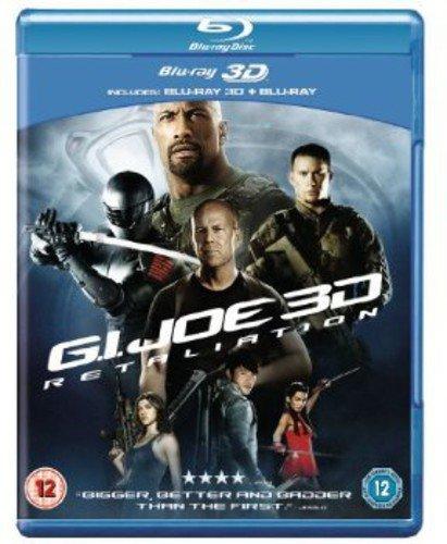 G.I. Joe: Retaliation (Blu-ray 3D + Blu-ray)