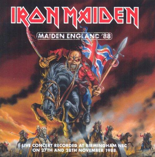Iron Maiden - Maiden England '88 By Iron Maiden