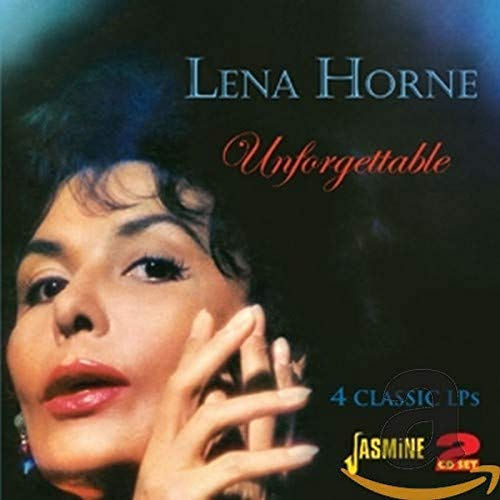 Lena Horne - Unforgettable - 4 Classic LPs By Lena Horne