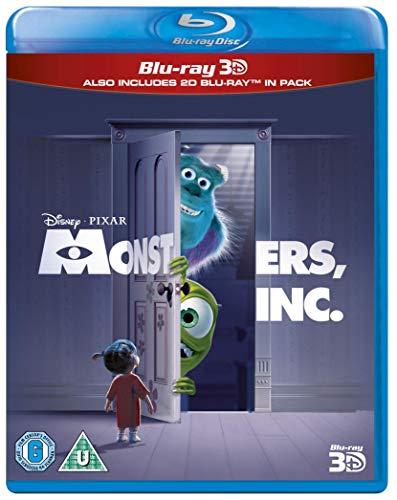 Monsters, Inc. (Blu-ray 3D + Blu-ray)