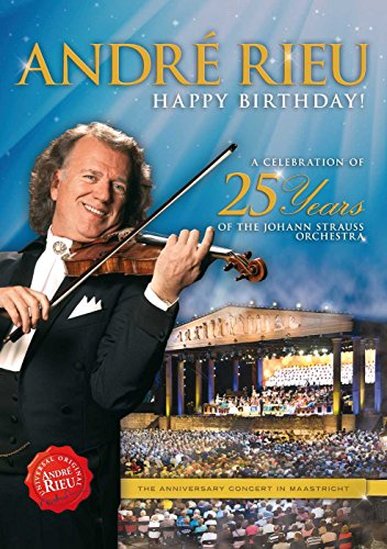 Andre Rieu - Happy Birthday!