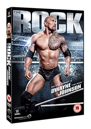 WWE: The Rock - The Epic Journey Of Dwayne