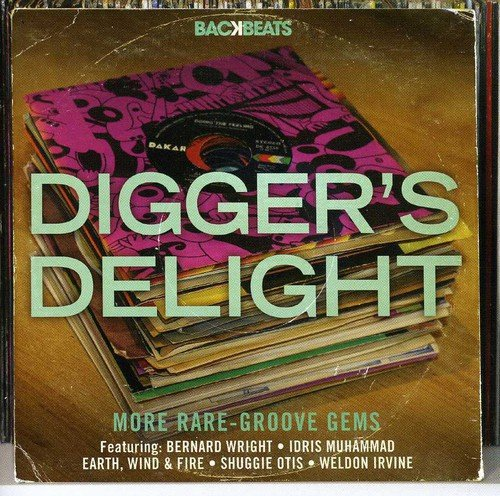 Various Artists - Backbeats: Digger's Delight - More Rare-Groove Gems By Various Artists