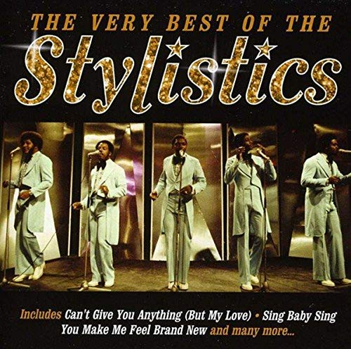 The Very Best of the Stylistics By The Stylistics
