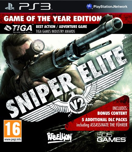 Sniper Elite V2 Game of the Year 2013 (PS3)