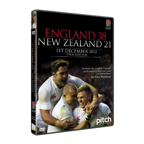 England 38 - New Zealand 21