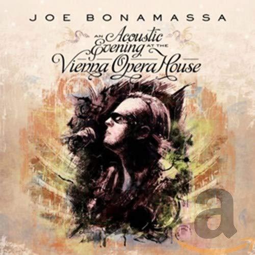 Joe Bonamassa - An Acoustic Evening At The Vienna Opera House By Joe Bonamassa