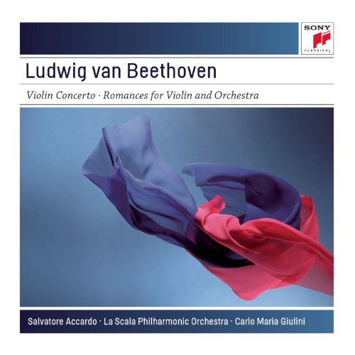 Beethoven: Violin Concerto In D Major, Op. 61; Romances For Violin No. 1 In G Major, Op. 40 & No. 2