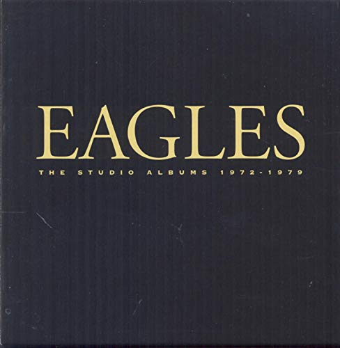 Eagles - The Studio Albums 1972-1979 By Eagles